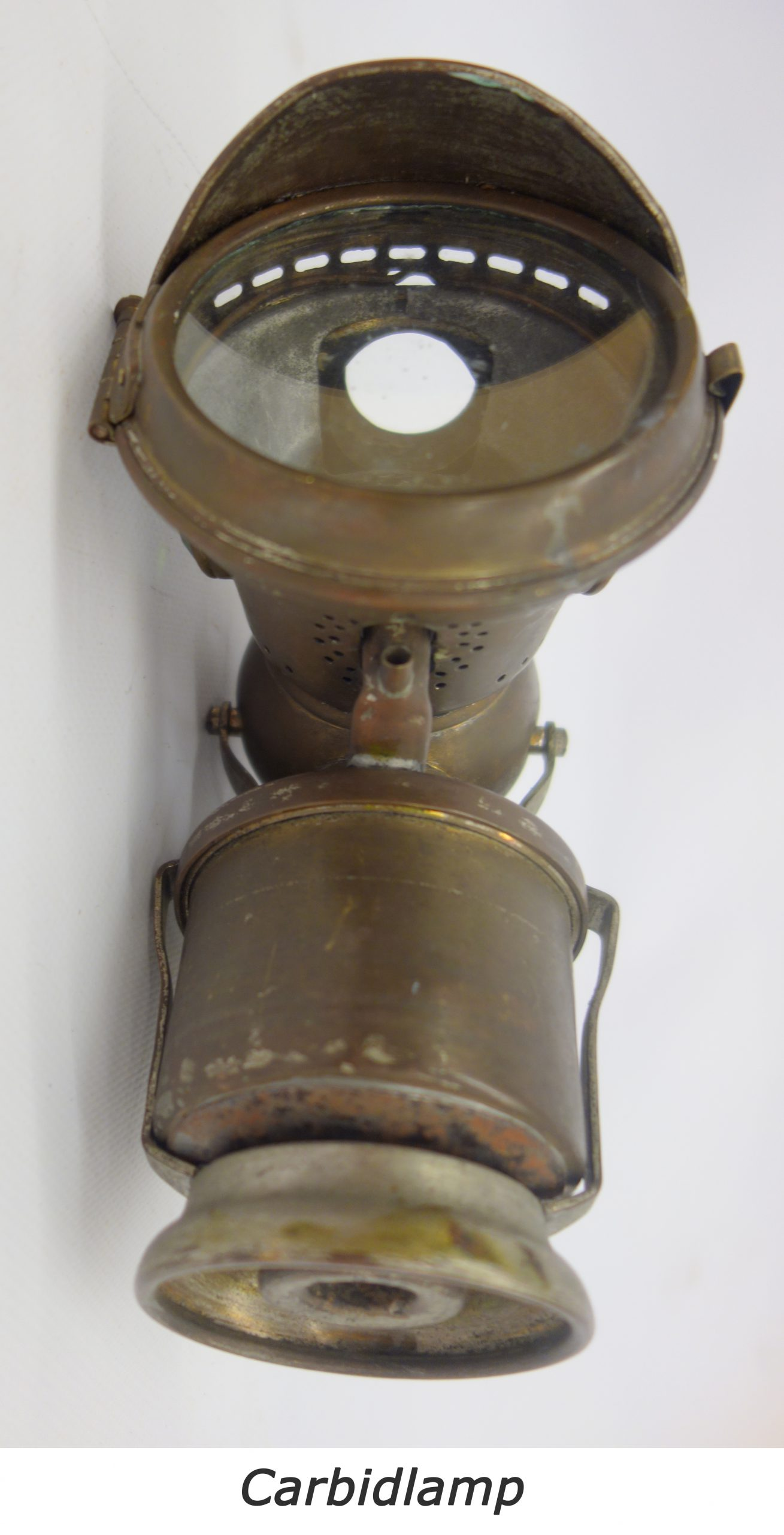 1497 Carbidlamp